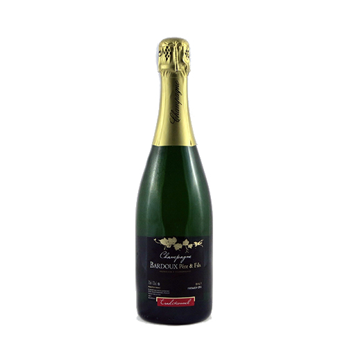 Bardoux Champagne Brut Traditionnel NV - Ansonia Wines